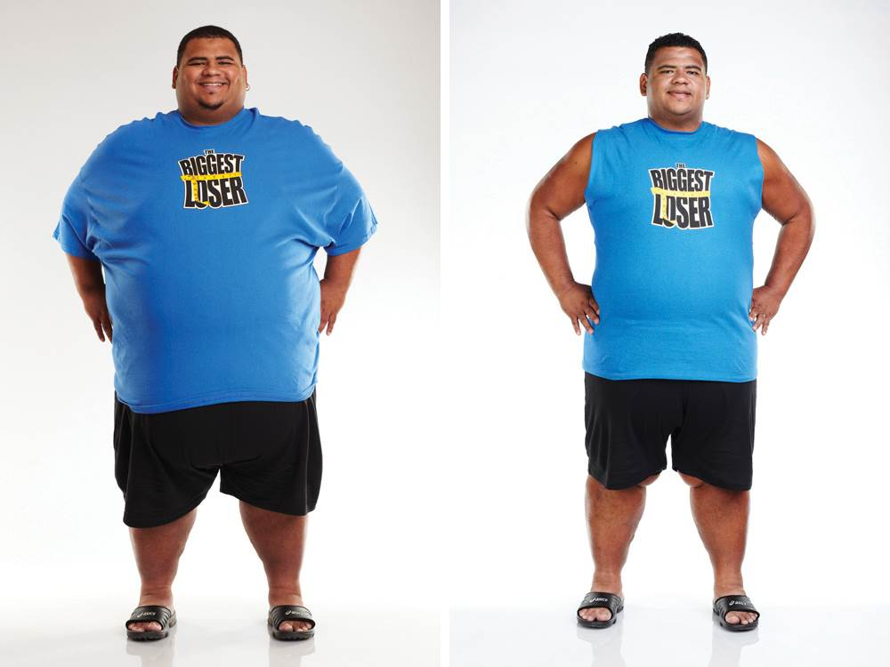 No Long-Term Weight Loss for Biggest Loser Contestants ...